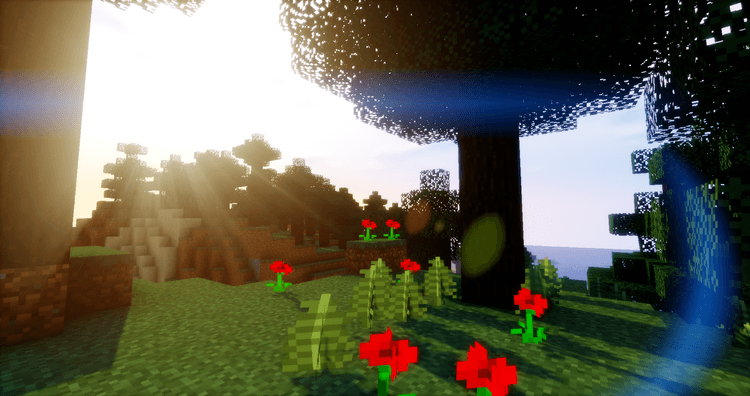 Sildur's Shaders for Minecraft 1