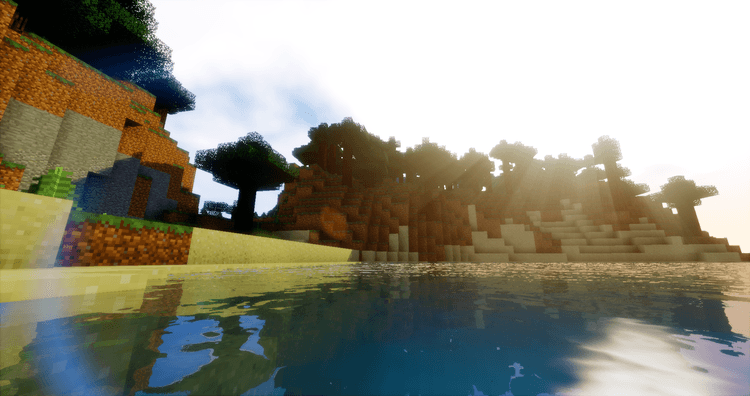 Sildur's Shaders for Minecraft 2