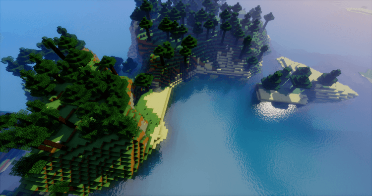 Sildur's Shaders for Minecraft 3