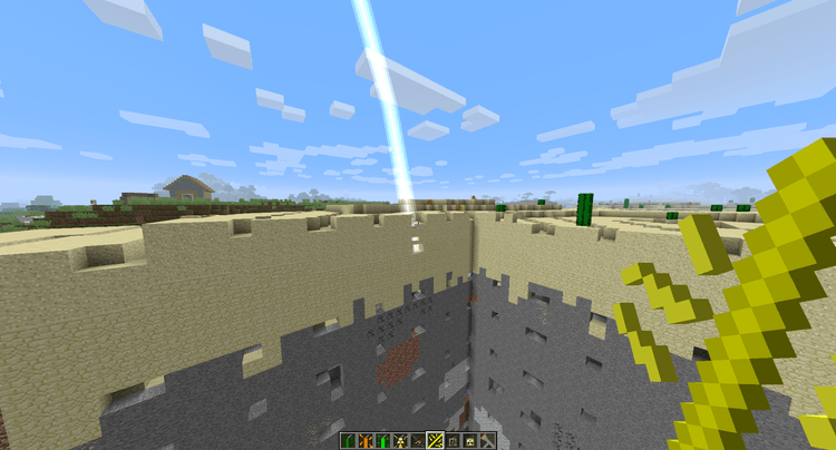 Admin Weapons Mod for Minecraft 7