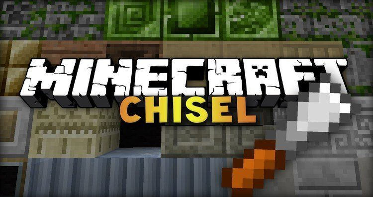 Chisel Mod for Minecraft 0
