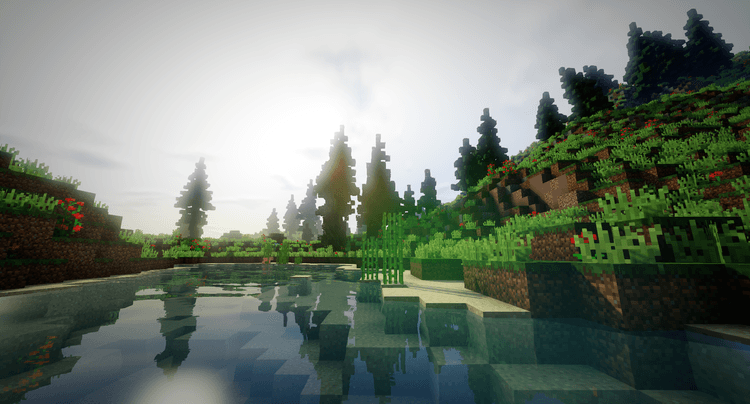 Chocapic13's Shaders Mod for Minecraft 1