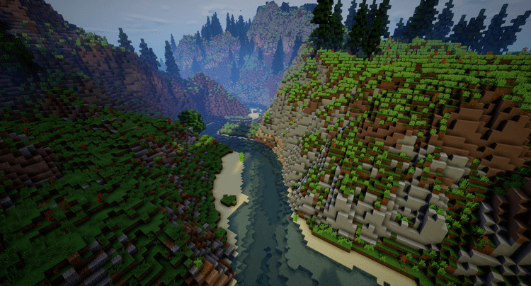 Chocapic13's Shaders Mod for Minecraft 3