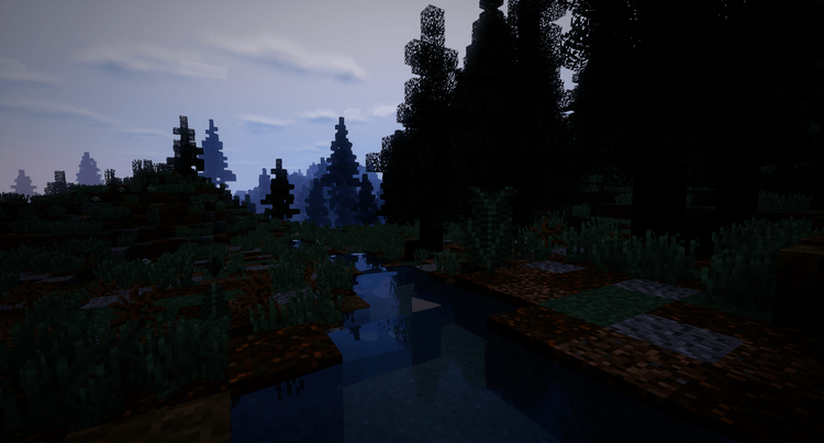 Chocapic13's Shaders Mod for Minecraft 4