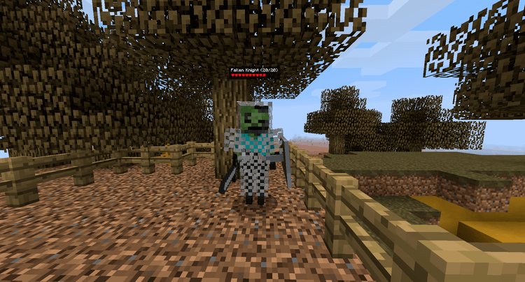Ender Zoo Mod Knight1