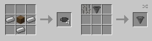 Hopper Ducts Mod for Minecraft 3