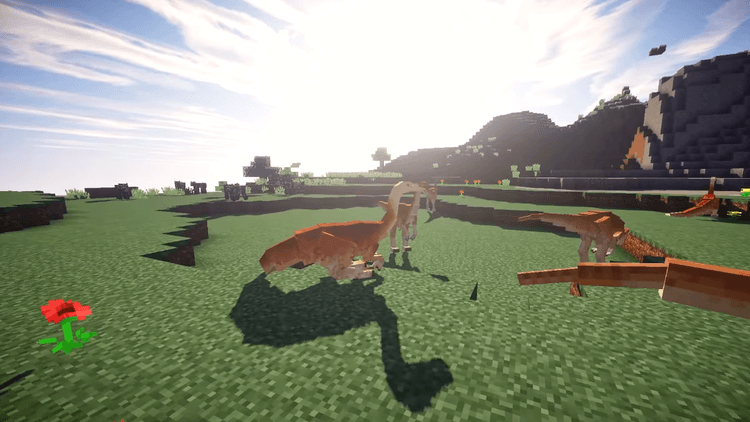 JurassiCraft 2 Mod for Minecraft 2