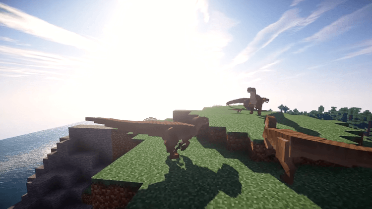 JurassiCraft 2 Mod for Minecraft 3