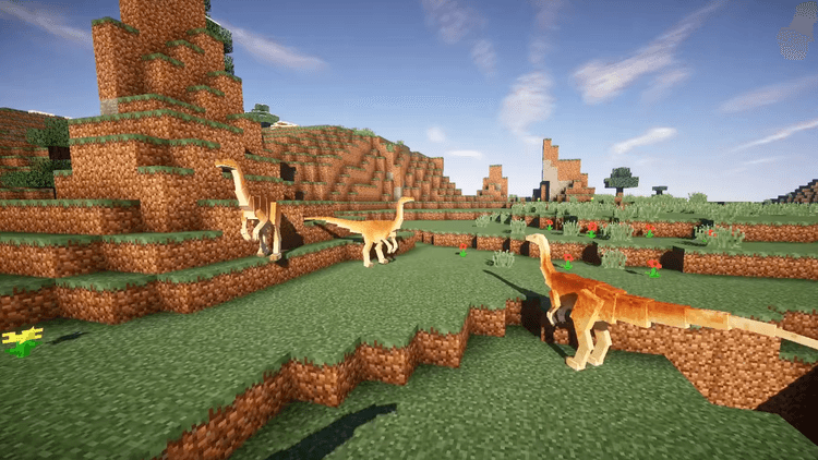 JurassiCraft 2 Mod for Minecraft 7