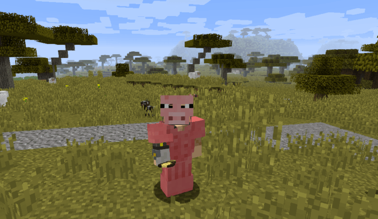 More Shearables Mod for Minecraft 4