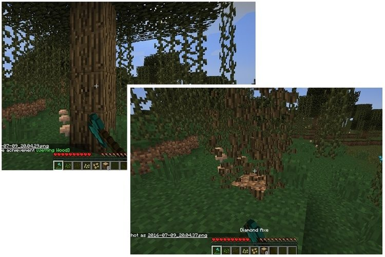Reap Mod for Minecraft 2