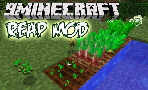 Reap Mod for Minecraft 1