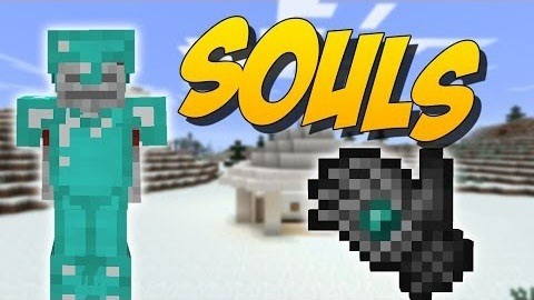 Souls Mod for Minecraft Logo
