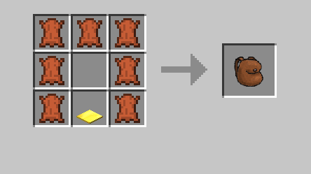 Backpacks Mod for Minecraft 4