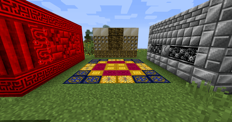 Chisel Mod for Minecraft 1