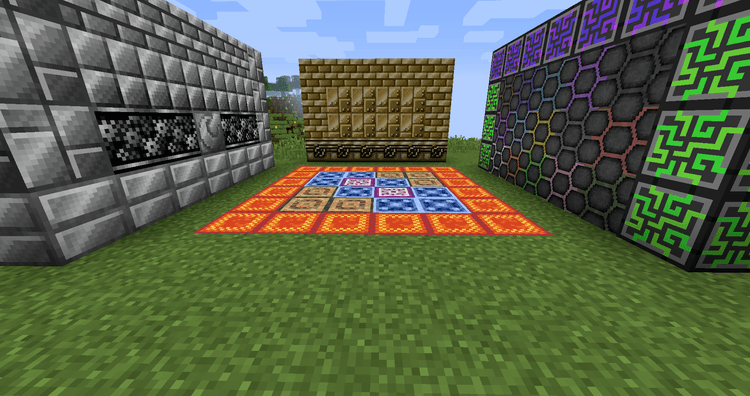 Chisel Mod for Minecraft 2
