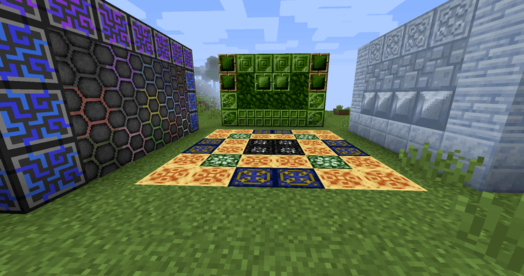 Chisel Mod for Minecraft 3