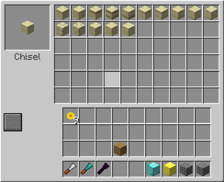Chisel Mod for Minecraft 8