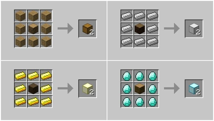 Colossal Chests Mod for Minecraft 03