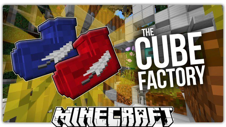Cube Factory The Colours Map Logo