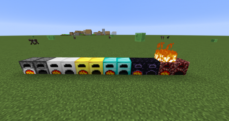 More Furnaces Mod for Minecraft 01