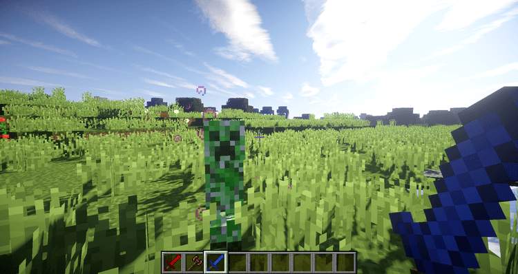 Weapons Plus Mod for Minecraft 01