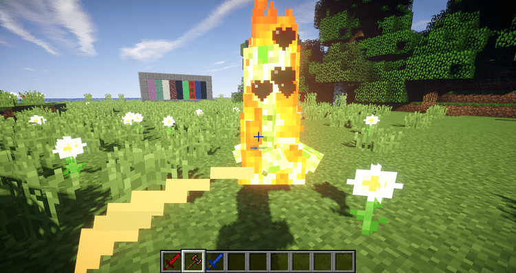 Weapons Plus Mod for Minecraft 02