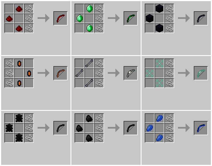 Weapons Plus Mod for Minecraft 05