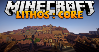 Lithos Core Resource Pack Logo
