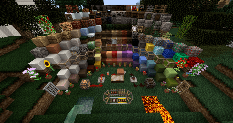 Norsecraft resource pack 01