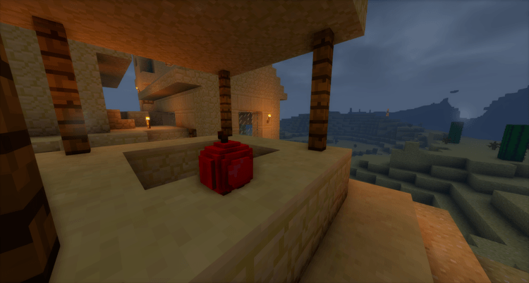 Placeable Items Mod for Minecraft 1