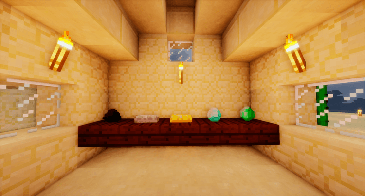Placeable Items Mod for Minecraft 2