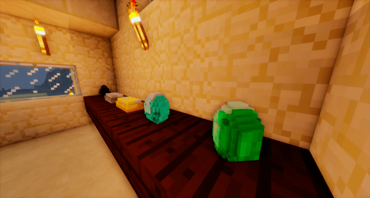 Placeable Items Mod for Minecraft 3