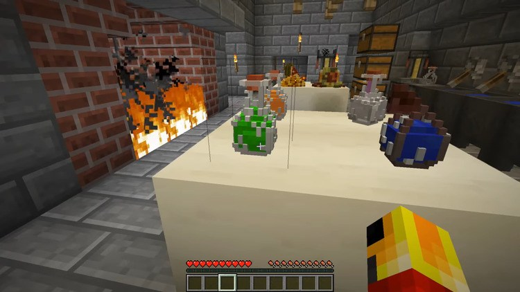Placeable Items Mod for Minecraft 8