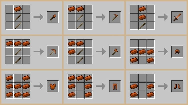 Substratum Mod for Minecraft 1.11/1.10.2 2