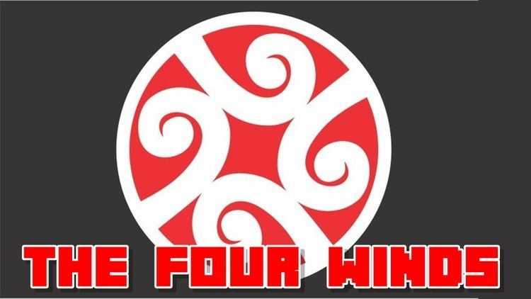 The Four Winds Map 0
