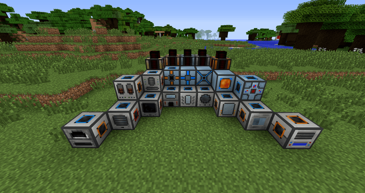 Thermal Expansion mod 03