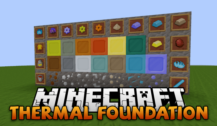 Thermal Foundation mod 00