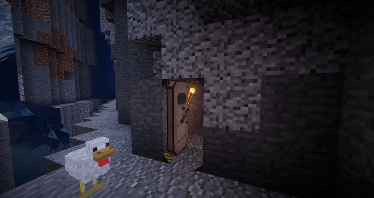 Malisis Doors Mod for Minecraft 01