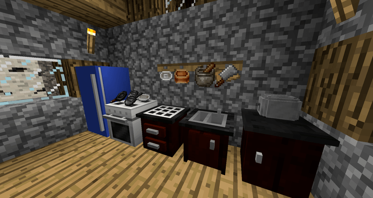 Cooking for Blockheads Mod 01