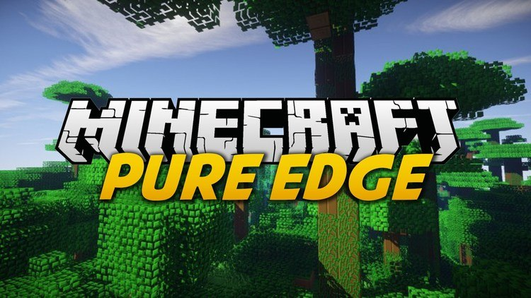 Pure Edge Resource Pack Logo
