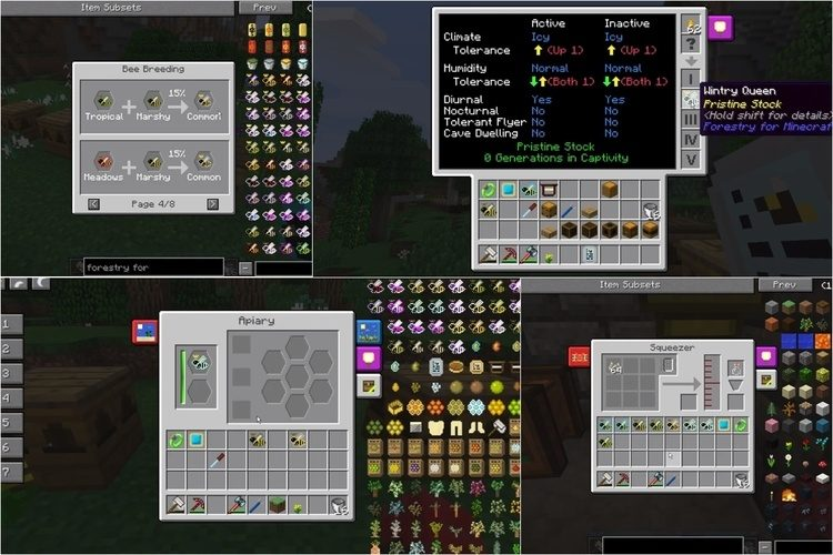 Forestry Mod 3