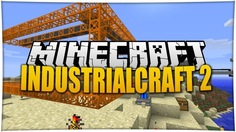 Industrial Craft 2 Mod 1.12.2/1.11.2 (Official Release ...