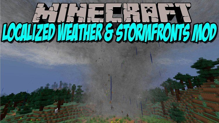 Localized Weather & Stormfronts Mod Logo