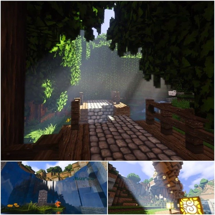 Super Shaders Mod 1
