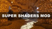Super Shaders Mod Logo