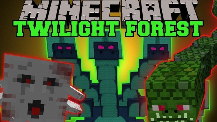 The Twilight Forest Mod Logo