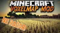 VoxelMap No Radar Logo