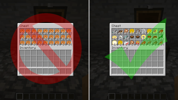 How To Craft All Food In Minecraft