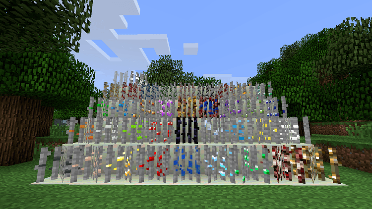 Growable Ores Mod for Minecraft 03